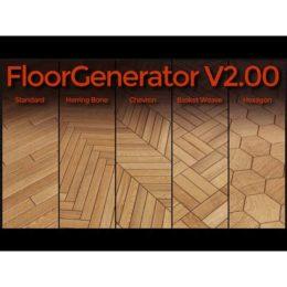 دانلود پلاگین Floor Generator 2.0 Pro برای 3ds Max