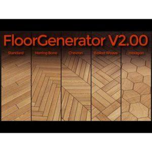 دانلود پلاگین Floor Generator 2.0 Pro برای 3ds Max - flor generator 3 300x300