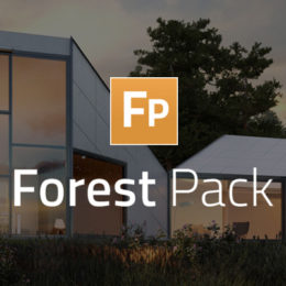 دانلود پلاگین ForestPack Pro 5.4 برای 3ds Max 2010-2018