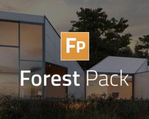 دانلود پلاگین Forest Pack Pro