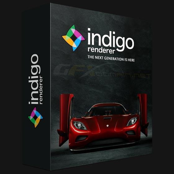 دانلود نرم افزار Indigo Renderer 4.0.39 - indigo renderer 2