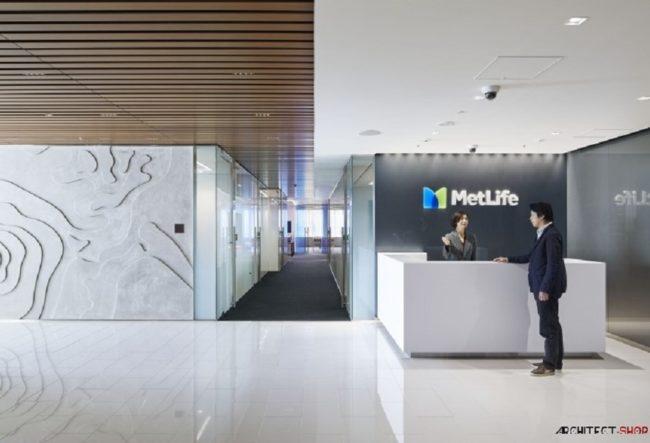طراحی دفتر کار در ژاپن