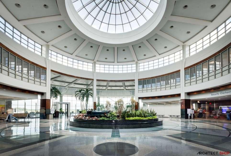 طراحی 10 نمونه پلان فرودگاه - plan airport 10
