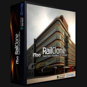 دانلود پلاگین RailClone Pro - railclone plugin 2 300x300