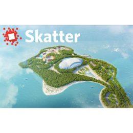 دانلود پلاگین Skatter 1.4.1 برای اسکچاپ
