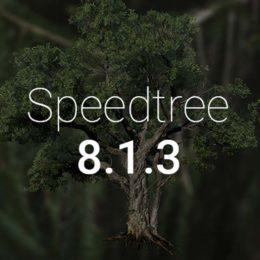 دانلود SpeedTree Cinema 8.1