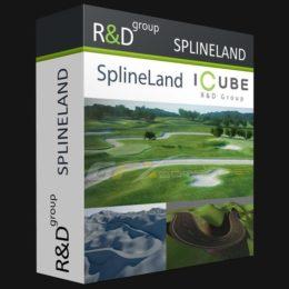 دانلود پلاگین SplineLand V1.042 برای 3ds Max 2015 – 2016