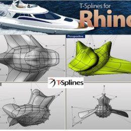 دانلود پلاگین TSplines V4.0 برای Rhino 5