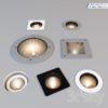 مدل سه بعدی هالوژن سقفی