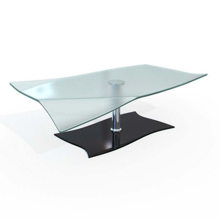 مدل سه بعدی میز مدرن