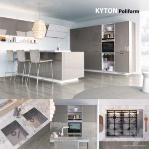 دانلود آبجکت کابینت آشپزخانه