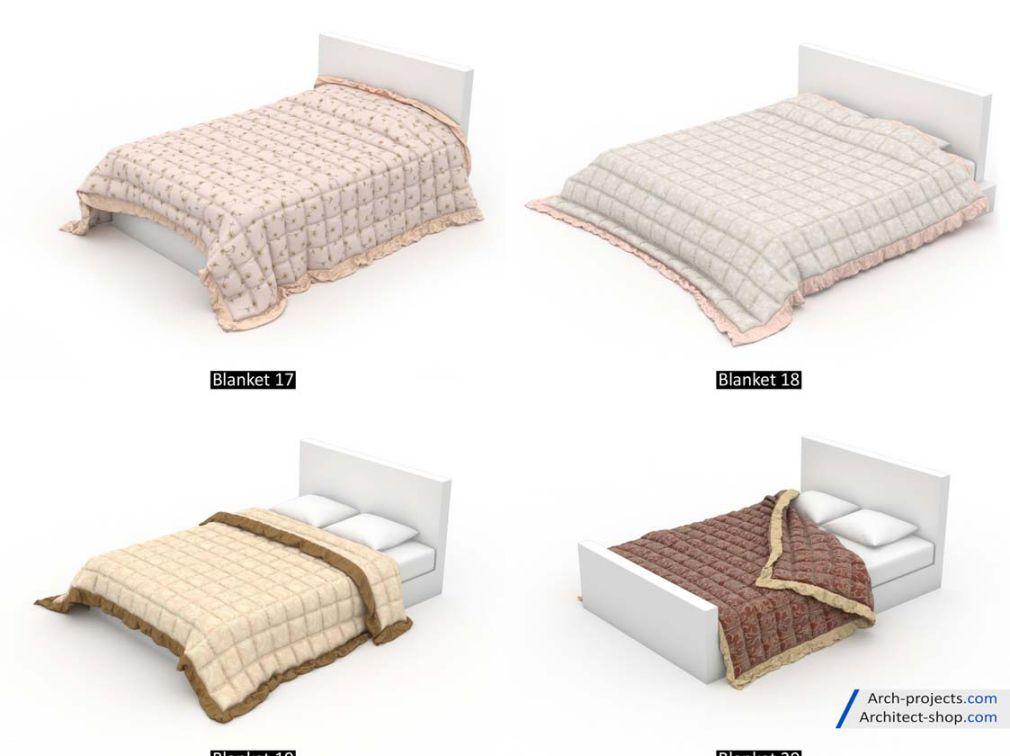 مدل سه بعدیست خواب