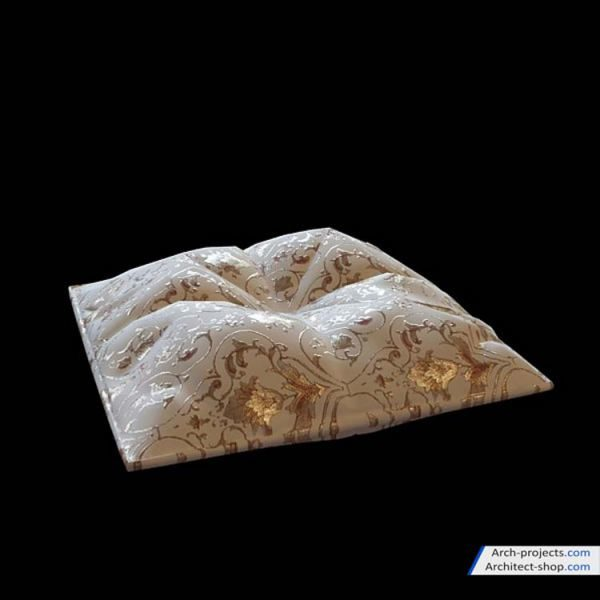 مدل سه بعدی بالشت