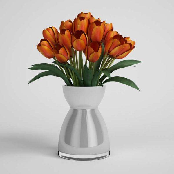 مدل گل و گلدان