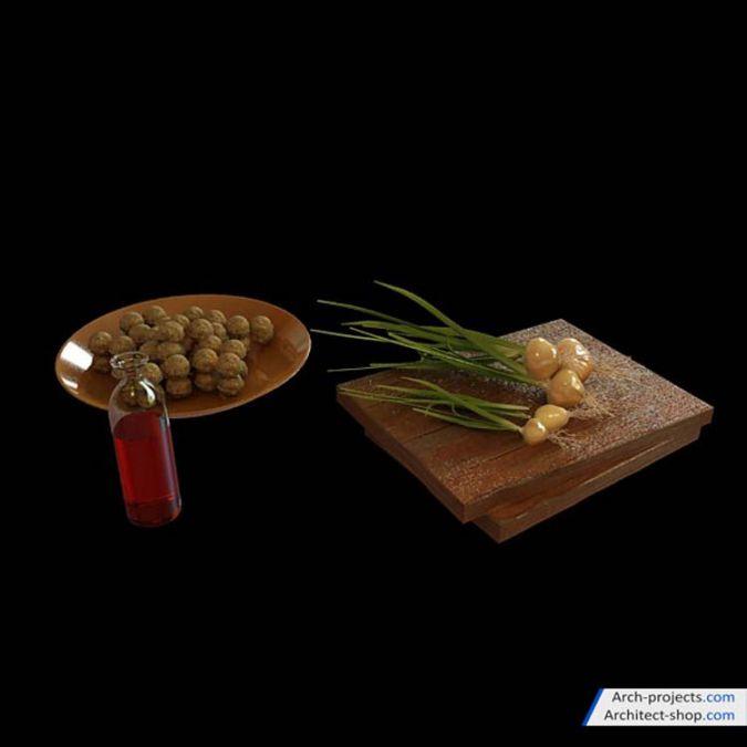 آبجکت مواد غذایی