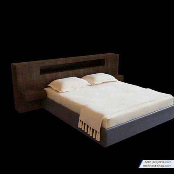 دانلود رایگان آبجکت لوازم دکوراسیون داخلی - Furniture 3d model 600x600