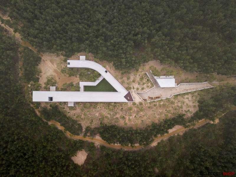 طراحی پاویلیون هنری پارک فرهنگی در کره جنوبی - Saya Park 12