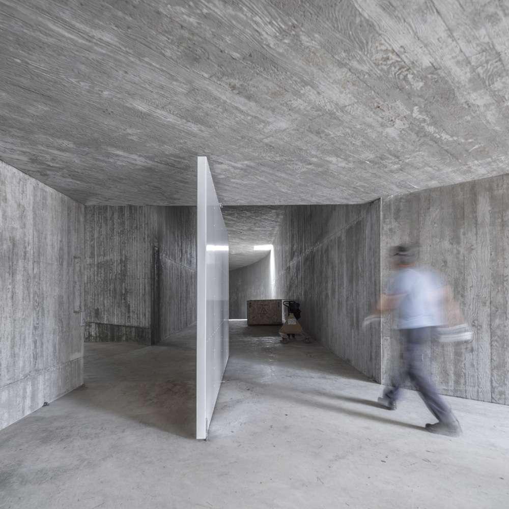 طراحی پاویلیون هنری پارک فرهنگی در کره جنوبی - Saya Park 2