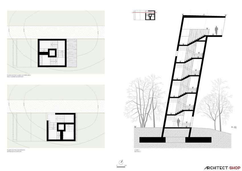 طراحی پاویلیون هنری پارک فرهنگی در کره جنوبی - Saya Park 21