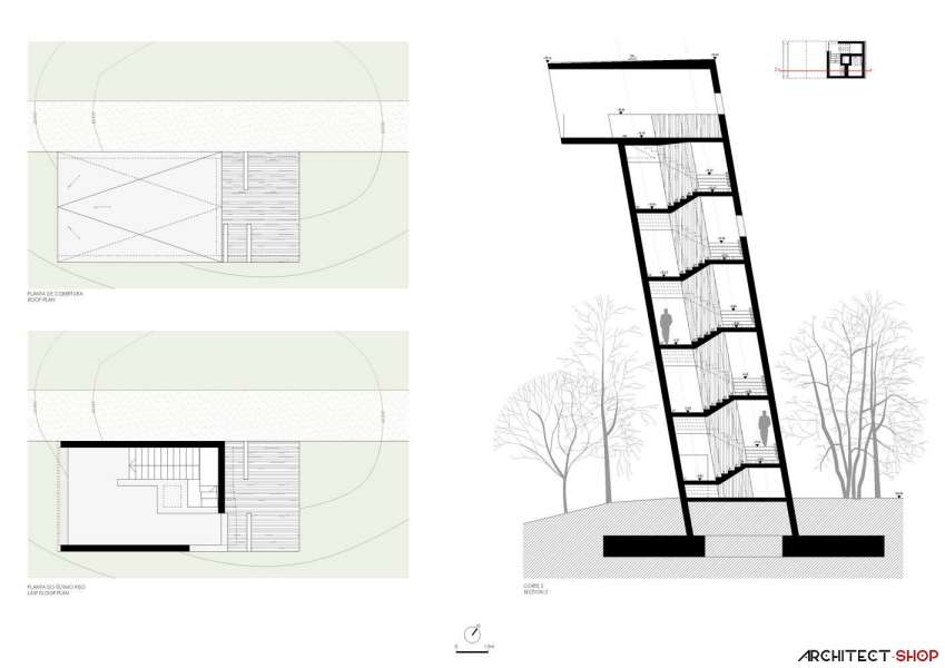 طراحی پاویلیون هنری پارک فرهنگی در کره جنوبی - Saya Park 22