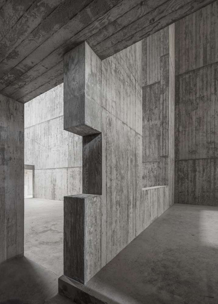 طراحی پاویلیون هنری پارک فرهنگی در کره جنوبی - Saya Park 7