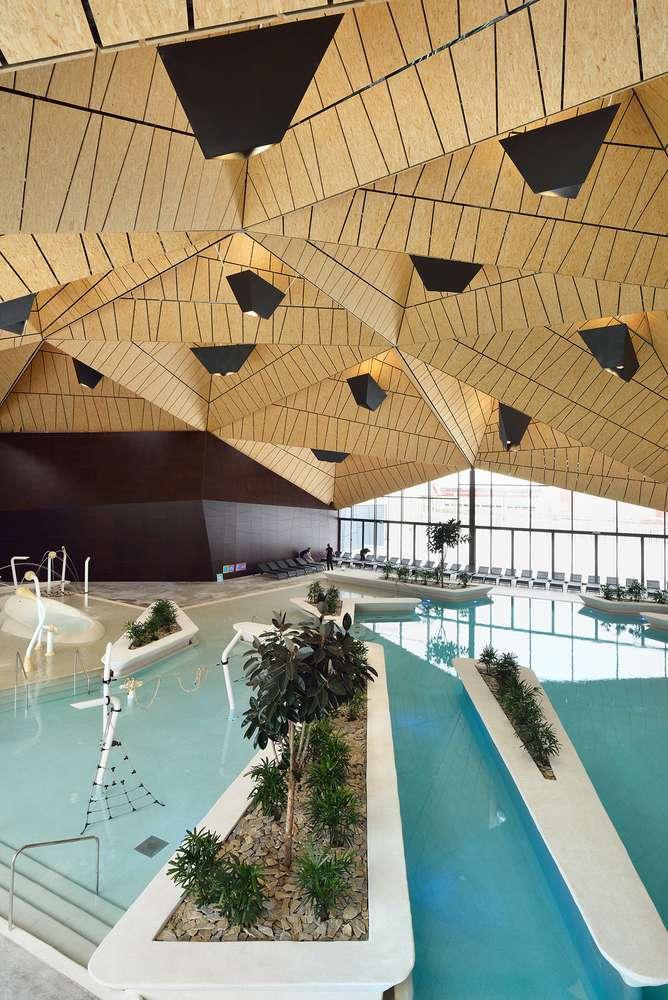 طراحی مرکز توانبخشی آبدرمانی در اسلوونی - Termalija Family Wellness 14