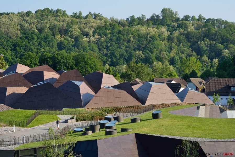 طراحی مرکز توانبخشی آبدرمانی در اسلوونی - Termalija Family Wellness 15