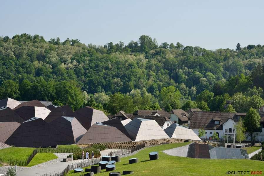 طراحی مرکز توانبخشی آبدرمانی در اسلوونی - Termalija Family Wellness 2