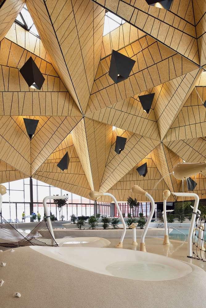 طراحی مرکز توانبخشی آبدرمانی در اسلوونی - Termalija Family Wellness 20