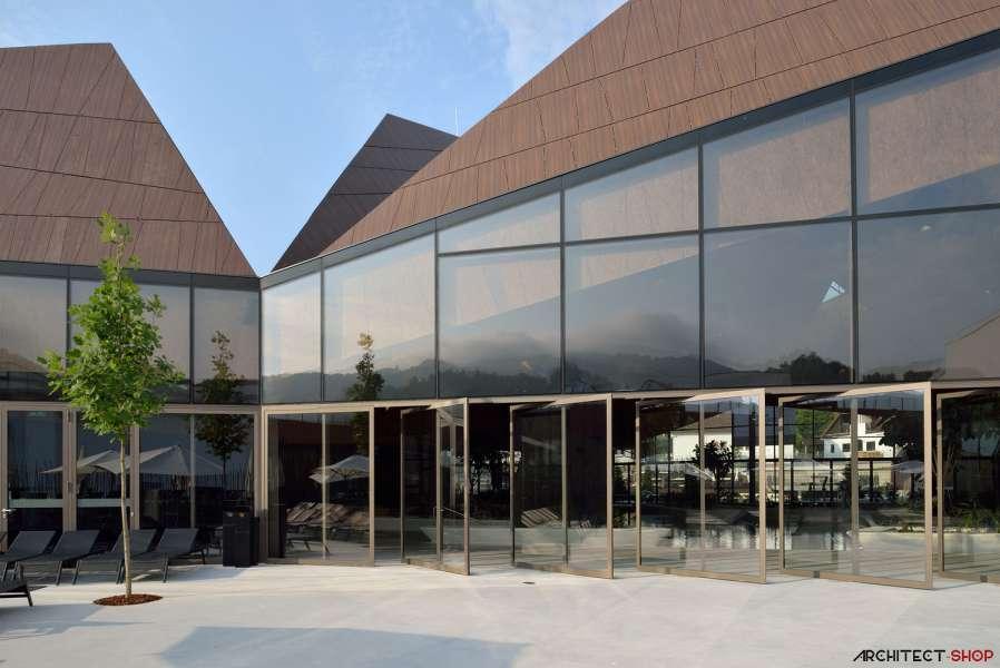 طراحی مرکز توانبخشی آبدرمانی در اسلوونی - Termalija Family Wellness 22