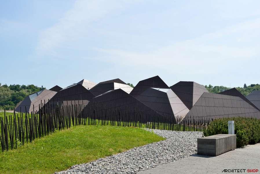 طراحی مرکز توانبخشی آبدرمانی در اسلوونی - Termalija Family Wellness 24