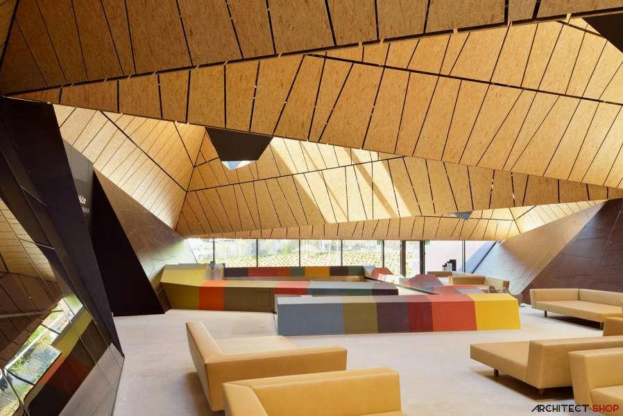 طراحی مرکز توانبخشی آبدرمانی در اسلوونی - Termalija Family Wellness 28