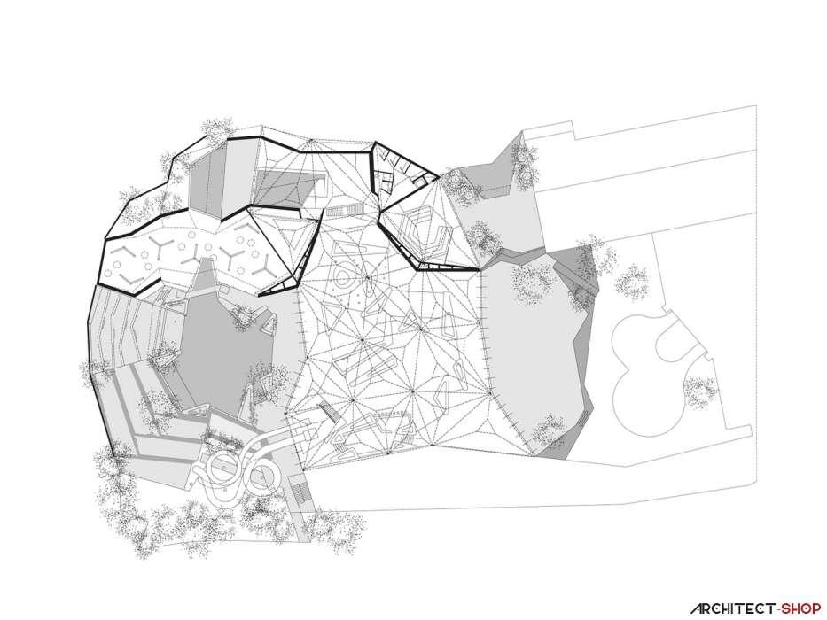 طراحی مرکز توانبخشی آبدرمانی در اسلوونی - Termalija Family Wellness 31