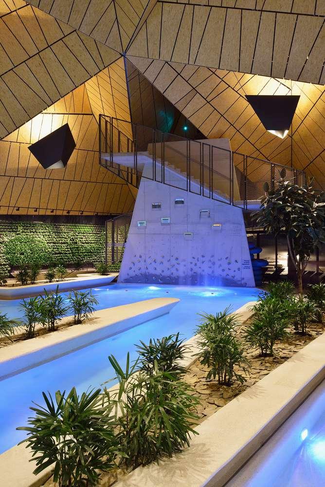طراحی مرکز توانبخشی آبدرمانی در اسلوونی - Termalija Family Wellness 9