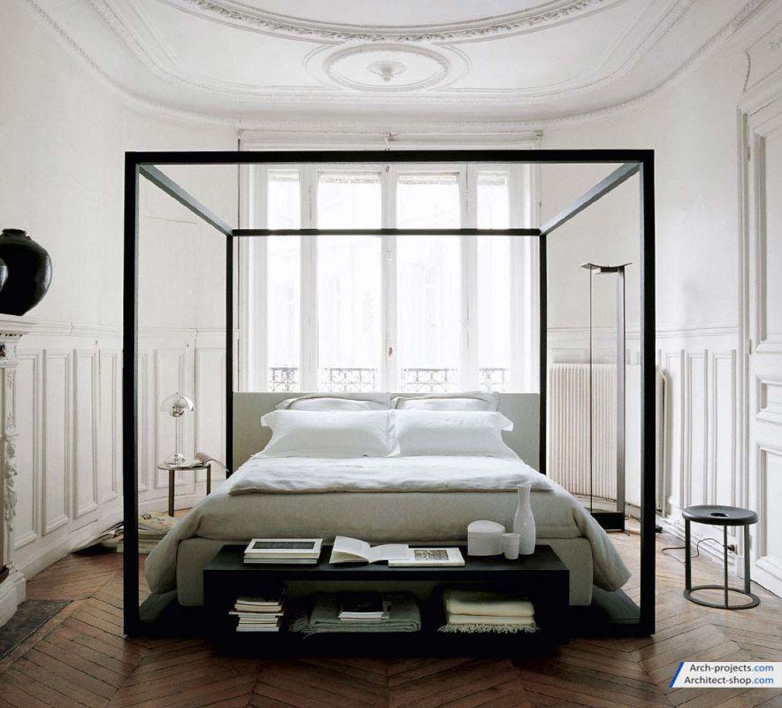 مدل سه بعدی تختخواب