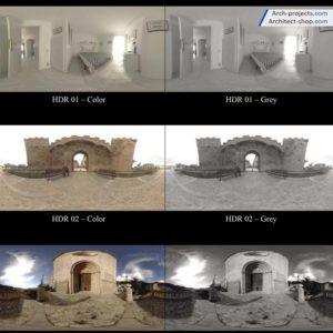 تصاویر HDRI به صورت پانورما - panorama hdri 4 300x300