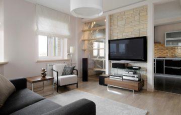 دکوراسیون آپارتمان اجاره ایی با هزینه کم