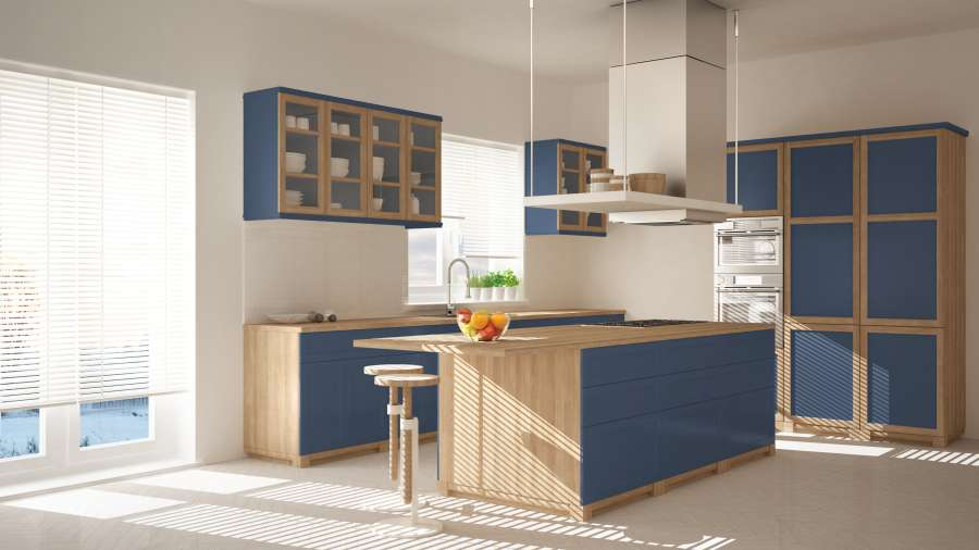 دکوراسیون آشپزخانه به سبک مدرن