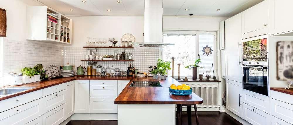 دکوراسیون آشپزخانه به سبک تلفیقی