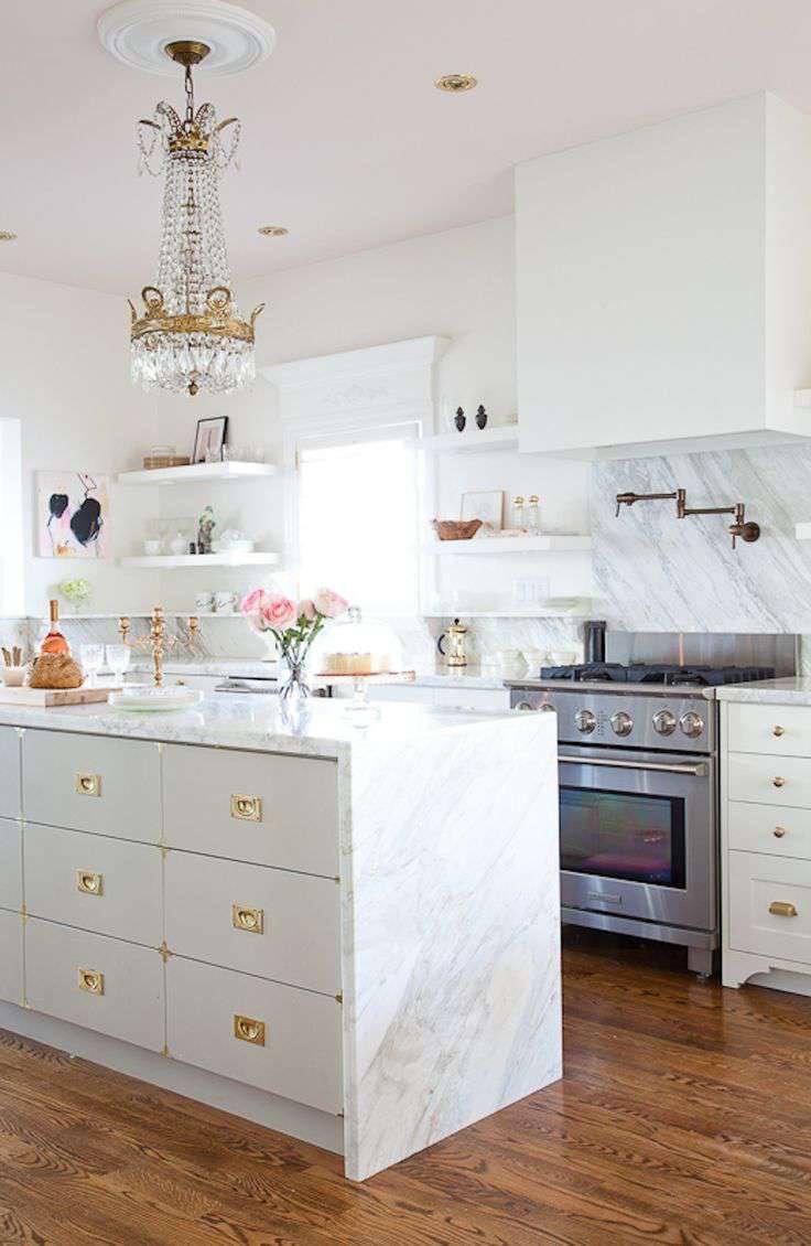دکوراسیون آشپزخانه به سبک شیک