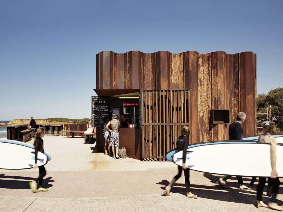 پلان فروشگاه های تجاری با مساحت 100 تا 1000 متر مربع - architectural plan retail shop 1 1