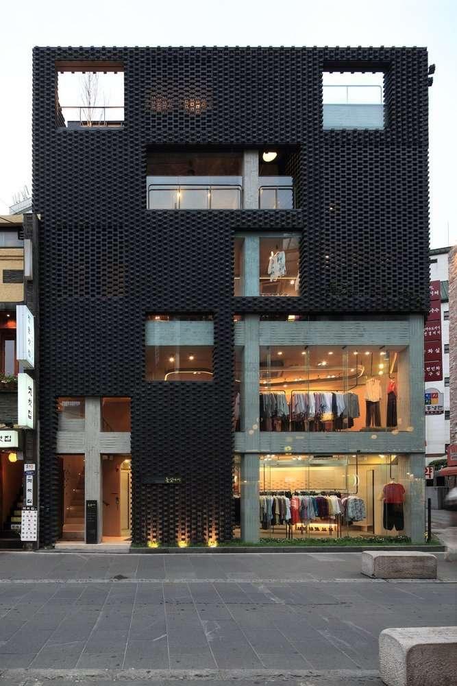پلان فروشگاه های تجاری با مساحت 100 تا 1000 متر مربع - architectural plan retail shop 17