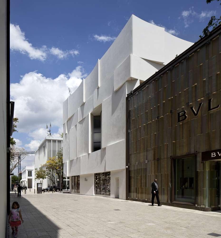 پلان فروشگاه های تجاری با مساحت 100 تا 1000 متر مربع - architectural plan retail shop 41