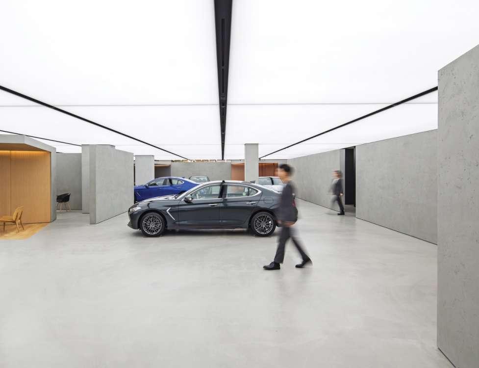 پلان فروشگاه های تجاری با مساحت 100 تا 1000 متر مربع - architectural plan retail shop 49
