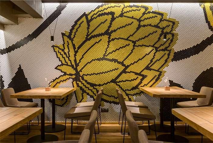 طراحی کافه بار