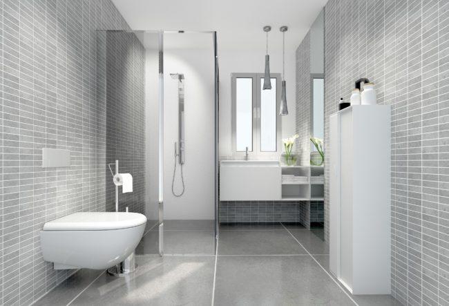 9 نکته مهم برای دکوراسیون حمام و دستشویی