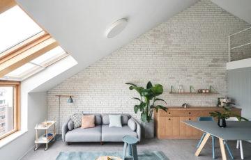 طراحی داخلی خانه مدرن و روشن