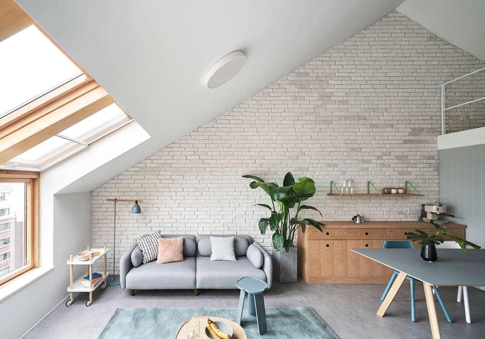 خانه مدرن و روشن