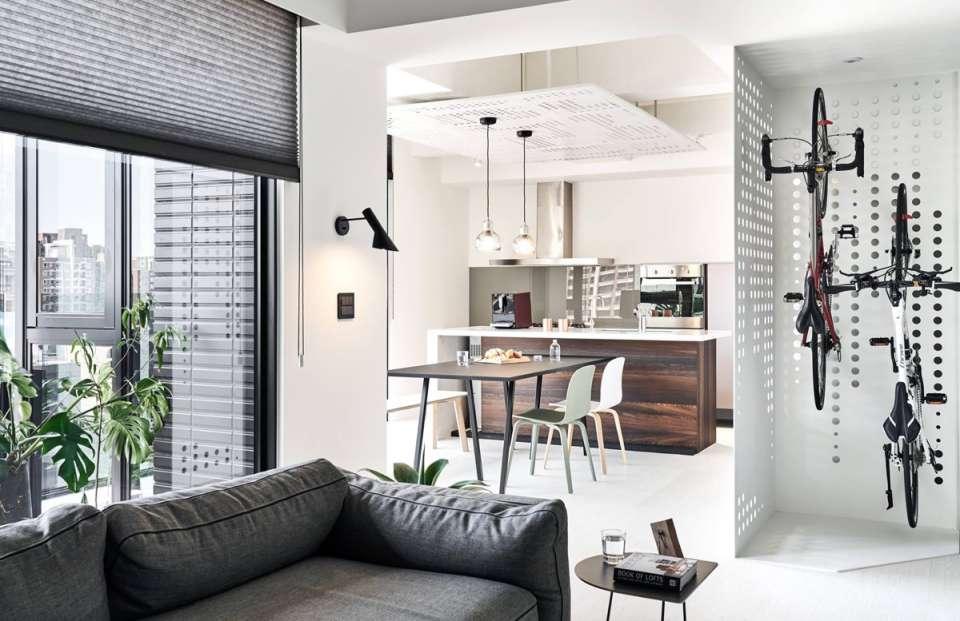 دکوراسیون داخلی آپارتمان 140 متری