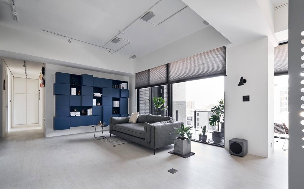 طراحی داخلی آپارتمان شهری - City Apartment Decor 4 1